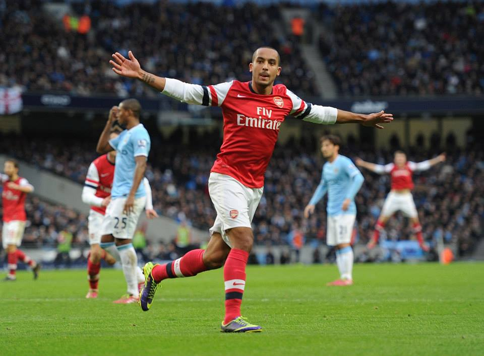 Manchester City 6-3 Arsenal