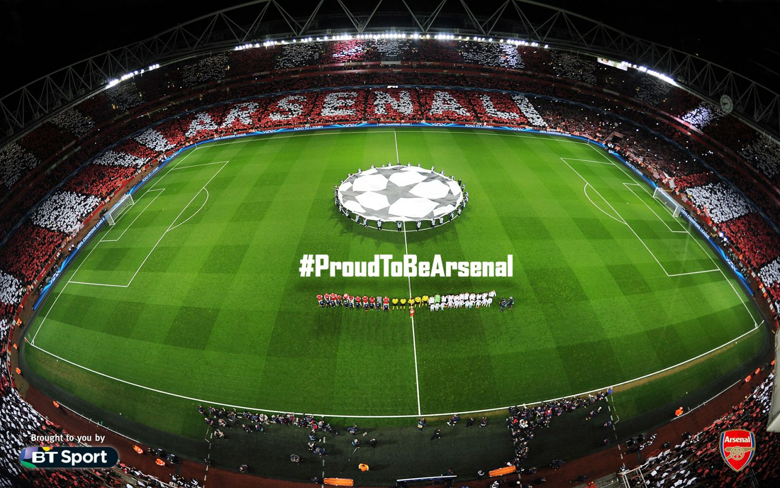 Proud To Be Arsenal