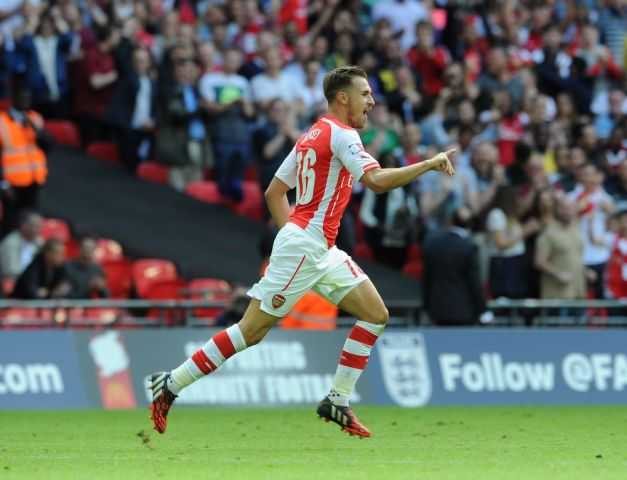 Arsenal 3-0 Manchester City | Community Shield 2014